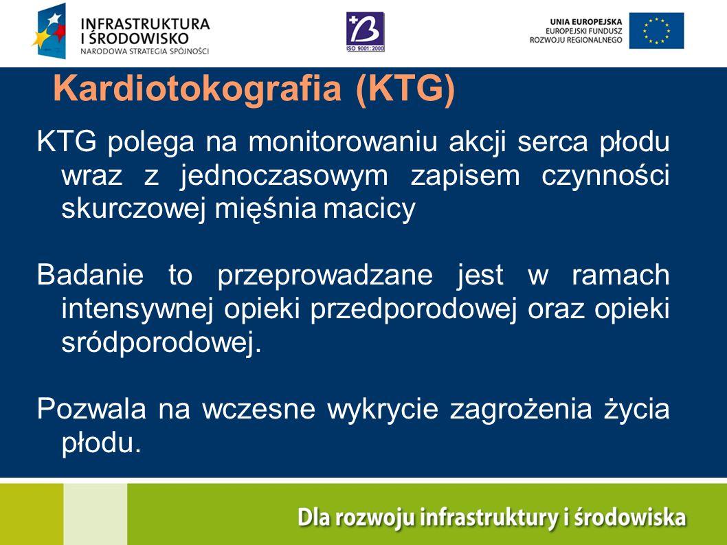 Kardiotokografia (KTG)