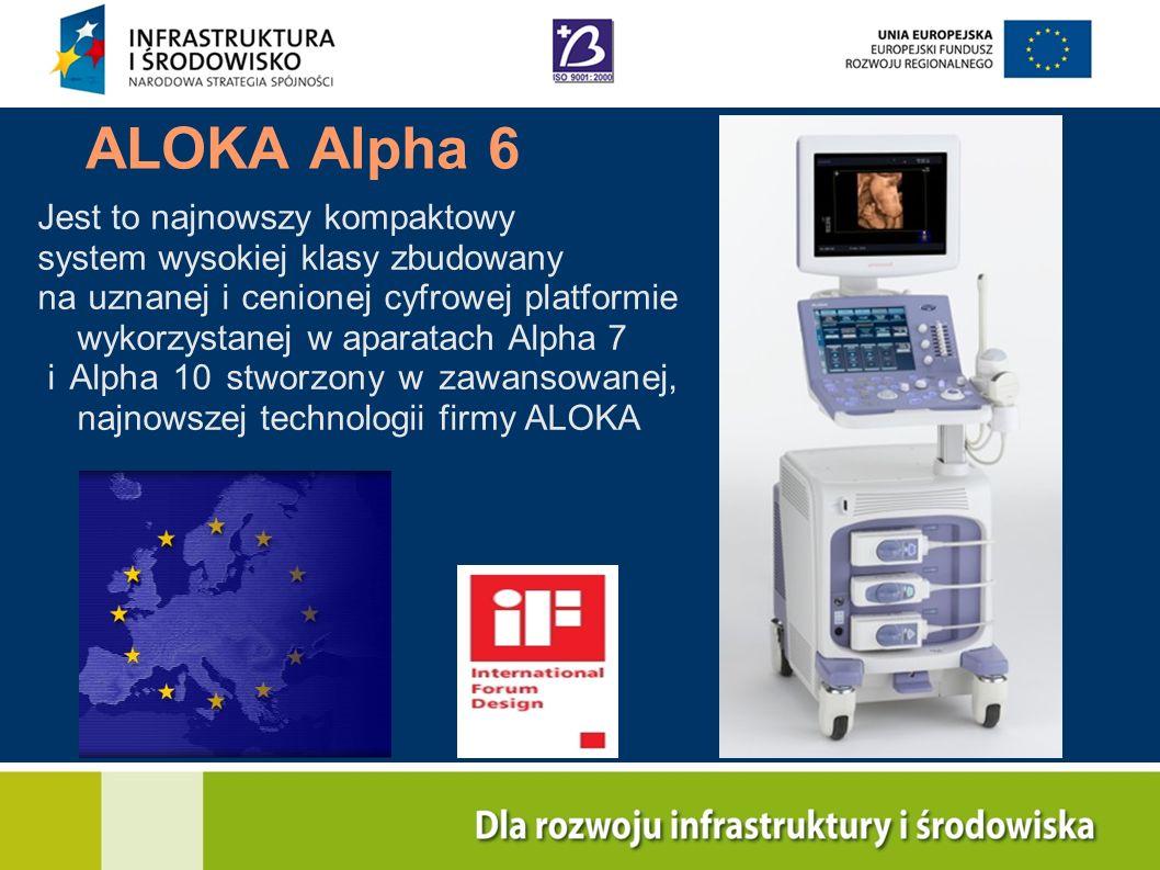 ALOKA Alpha 6