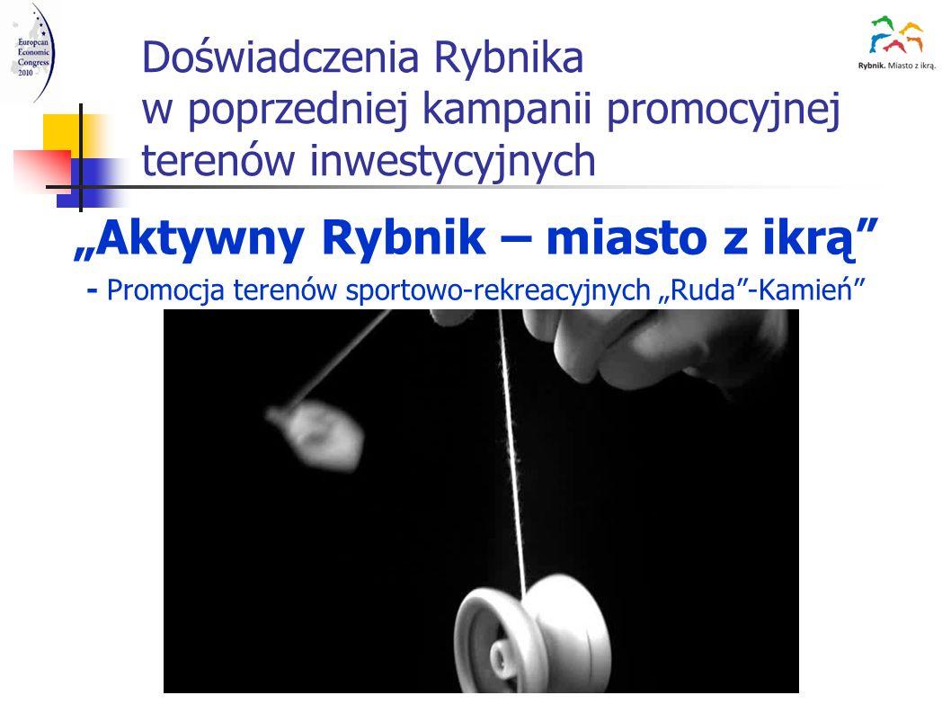 """""""Aktywny Rybnik – miasto z ikrą"""