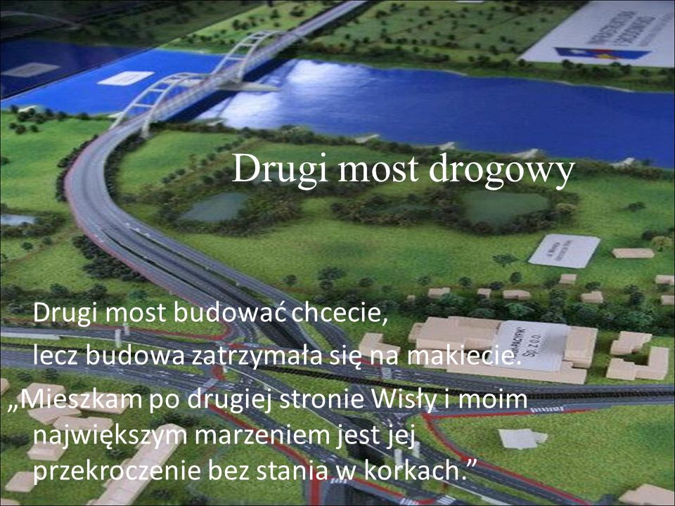 Drugi most drogowy