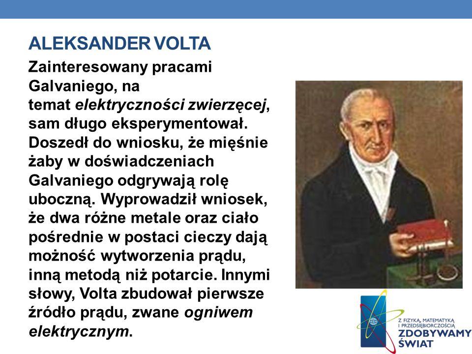 Aleksander Volta