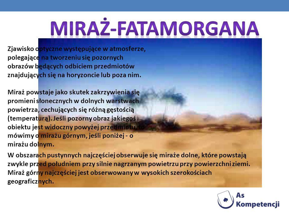 Miraż-FATAMORGANA