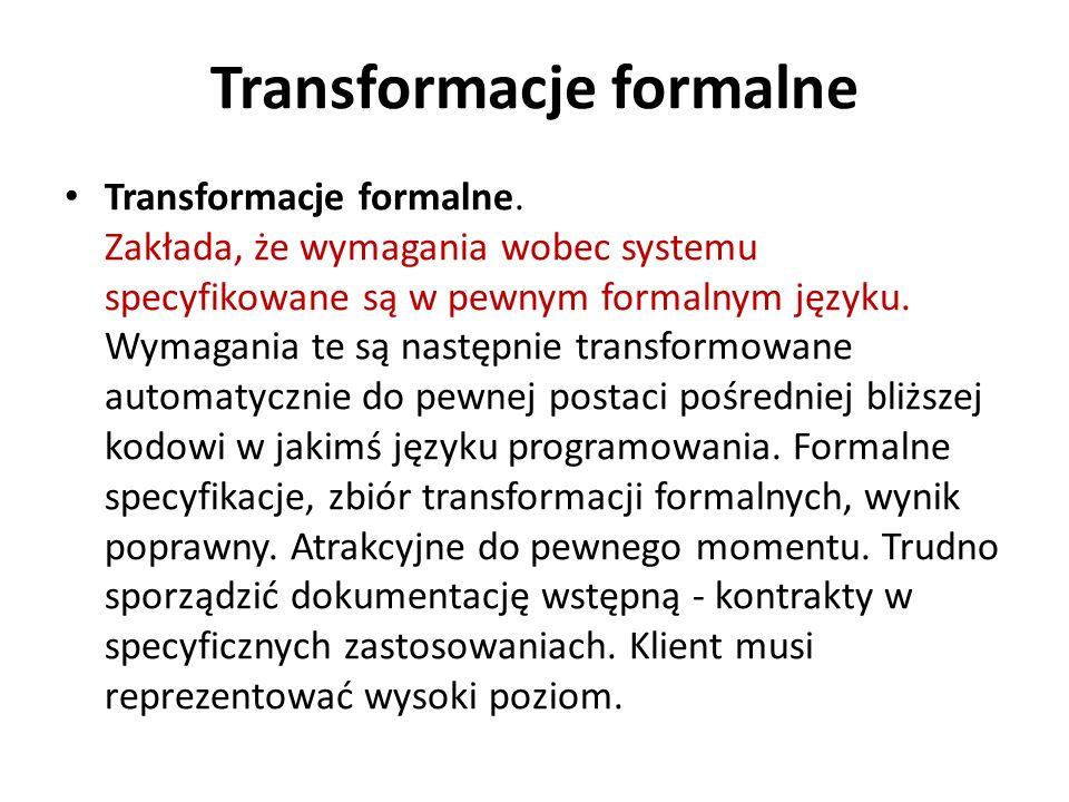 Transformacje formalne