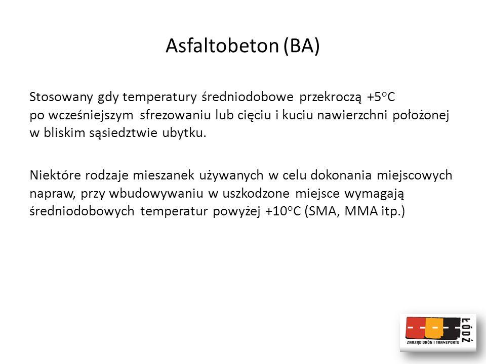 Asfaltobeton (BA)