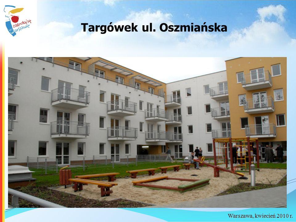 Targówek ul. Oszmiańska