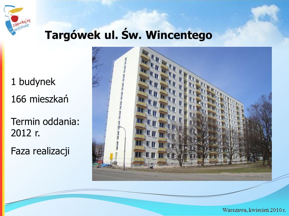 Targówek ul. Św. Wincentego