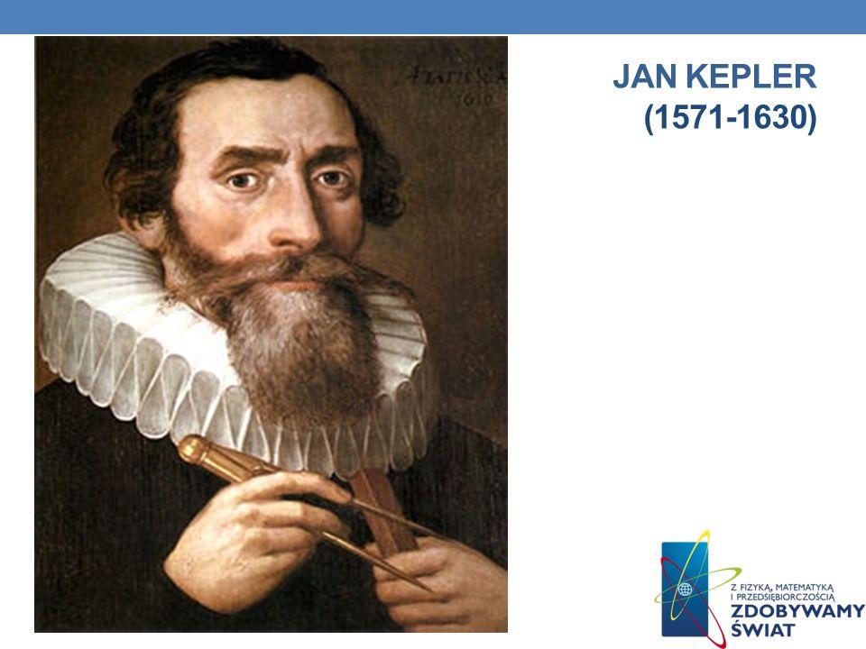 Jan Kepler (1571-1630)