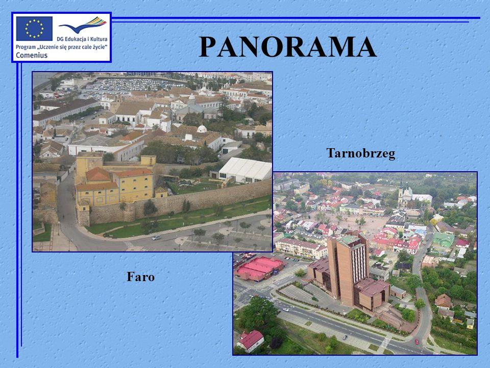 PANORAMA Tarnobrzeg Faro