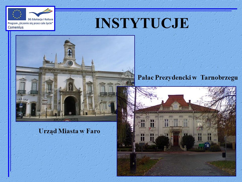 Pałac Prezydencki w Tarnobrzegu