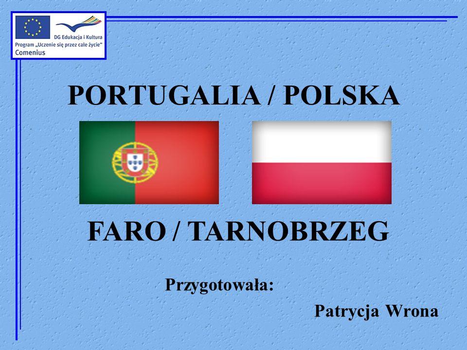 PORTUGALIA / POLSKA FARO / TARNOBRZEG