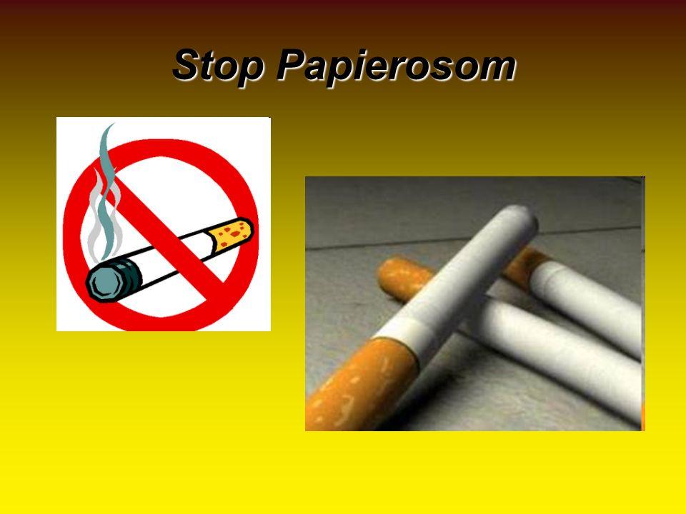 Stop Papierosom