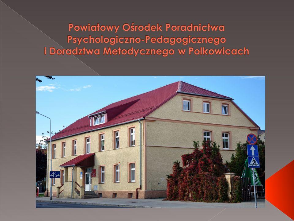 Powiatowy Ośrodek Poradnictwa Psychologiczno-Pedagogicznego i Doradztwa Metodycznego w Polkowicach