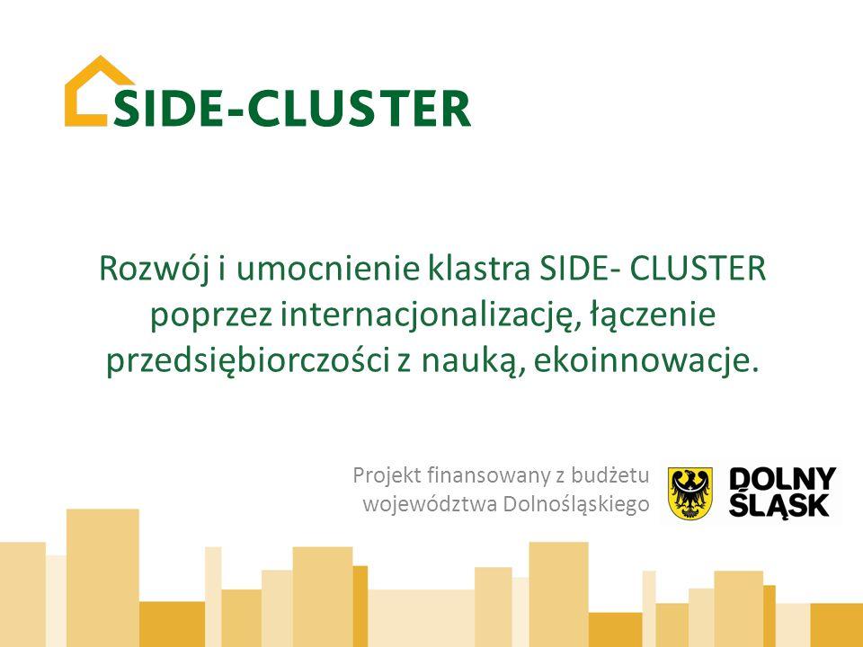 Projekt finansowany z budżetu województwa Dolnośląskiego
