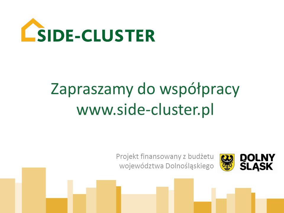 Zapraszamy do współpracy www.side-cluster.pl