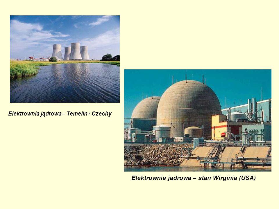 Elektrownia jądrowa – stan Wirginia (USA)