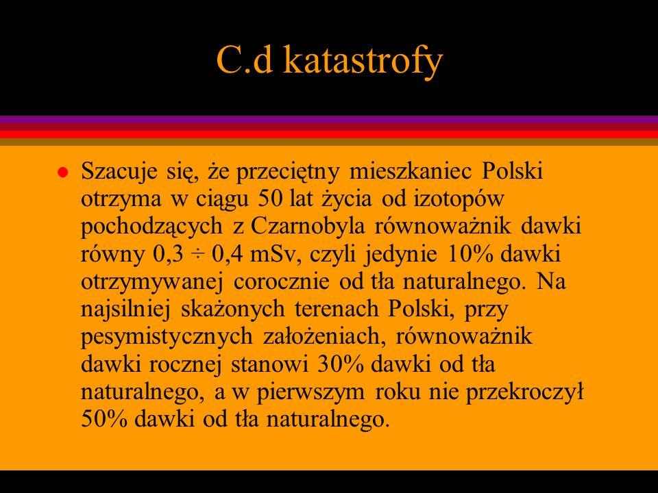 C.d katastrofy