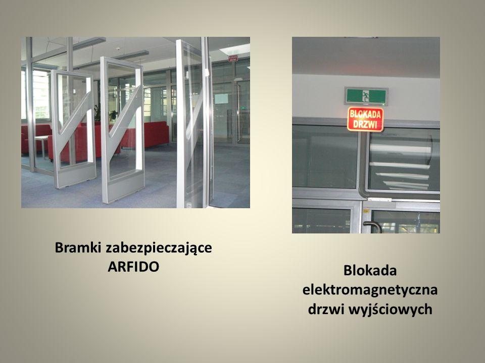 Bramki zabezpieczające ARFIDO