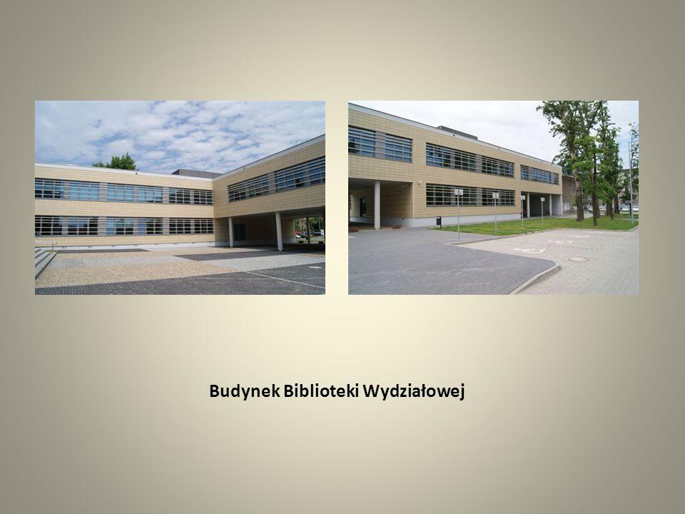 Budynek Biblioteki Wydziałowej