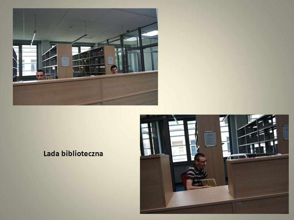 Lada biblioteczna