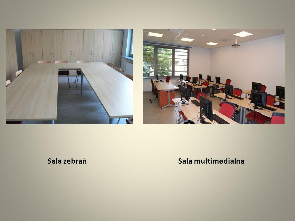 Sala zebrań Sala multimedialna