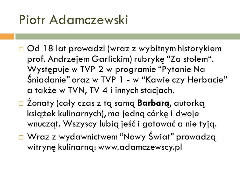 Piotr Adamczewski
