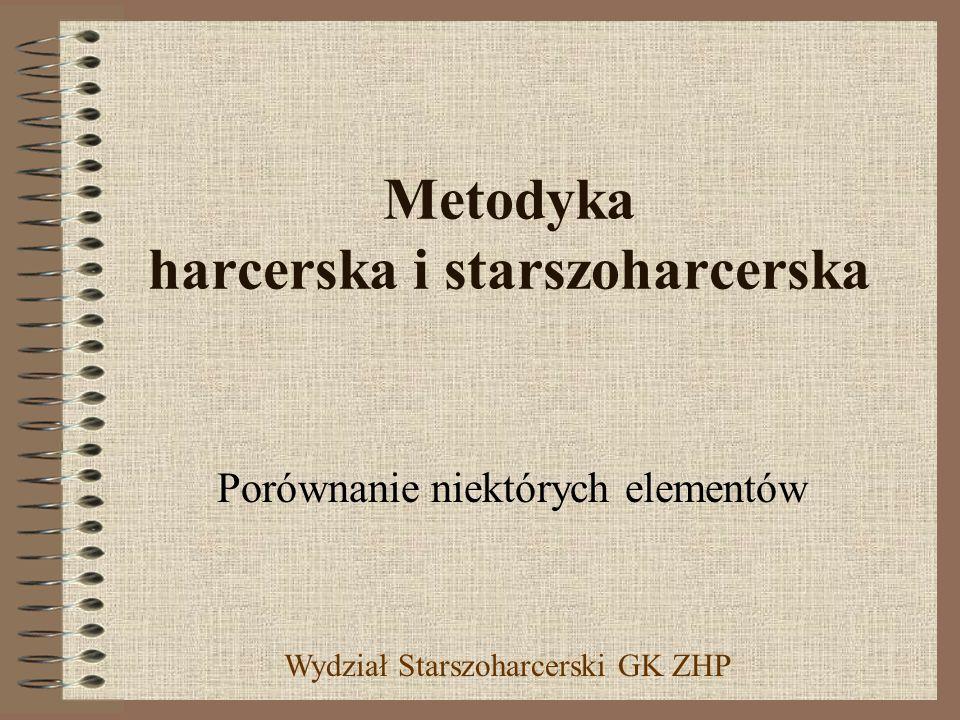 Metodyka harcerska i starszoharcerska