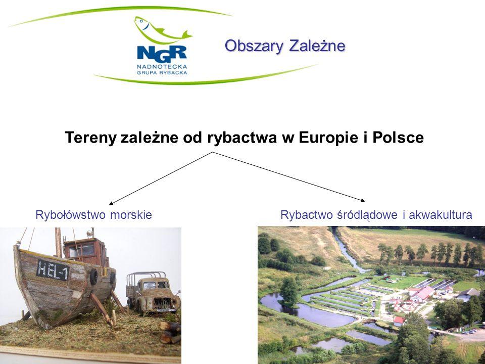 Tereny zależne od rybactwa w Europie i Polsce
