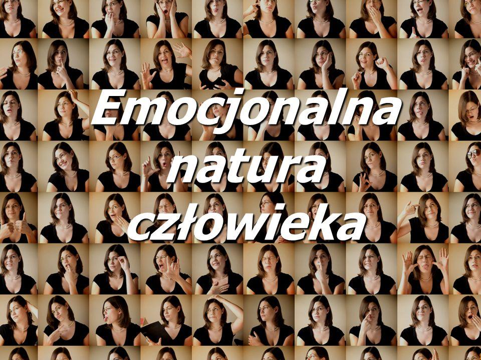 Emocjonalna natura człowieka