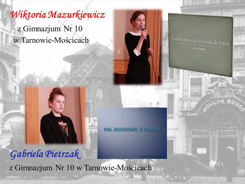 Wiktoria Mazurkiewicz