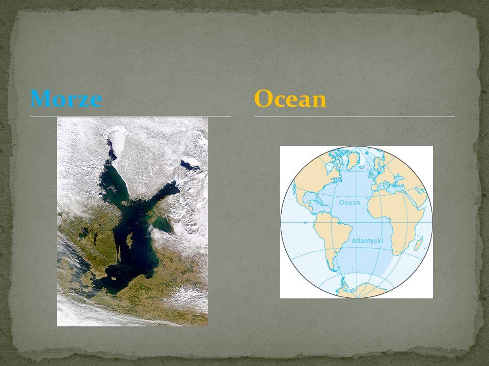 Morze Ocean