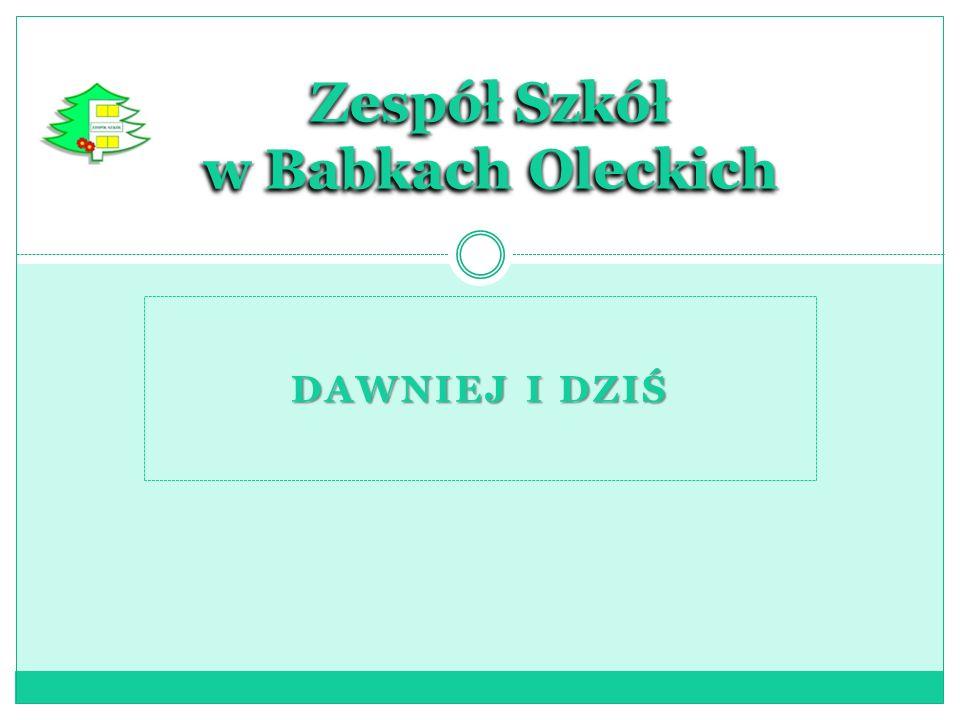 Zespół Szkół w Babkach Oleckich