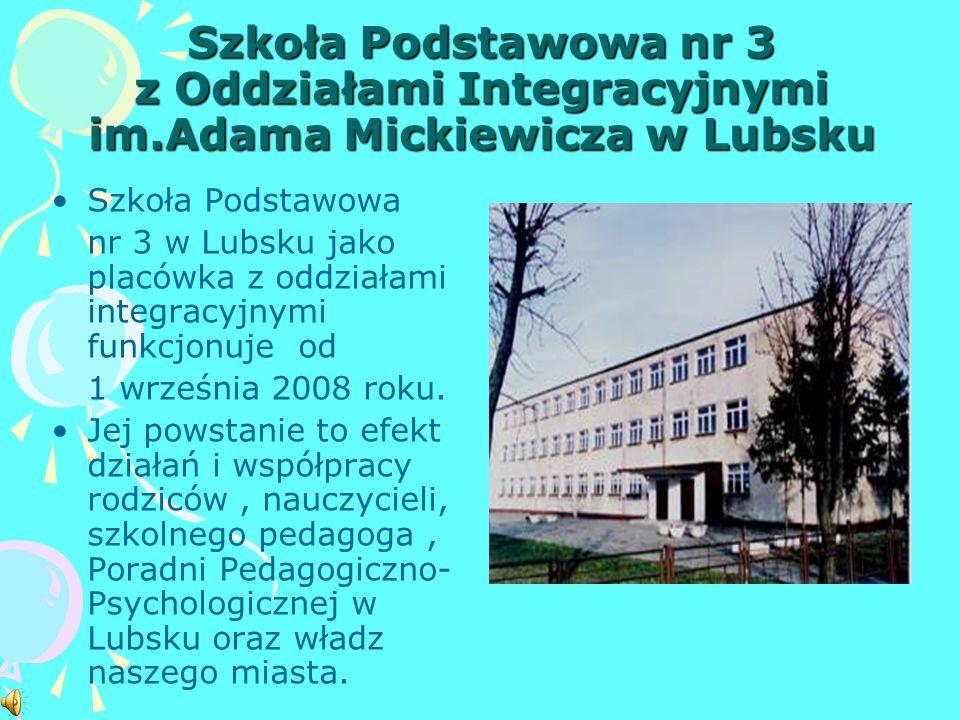 Szkoła Podstawowa nr 3 z Oddziałami Integracyjnymi im