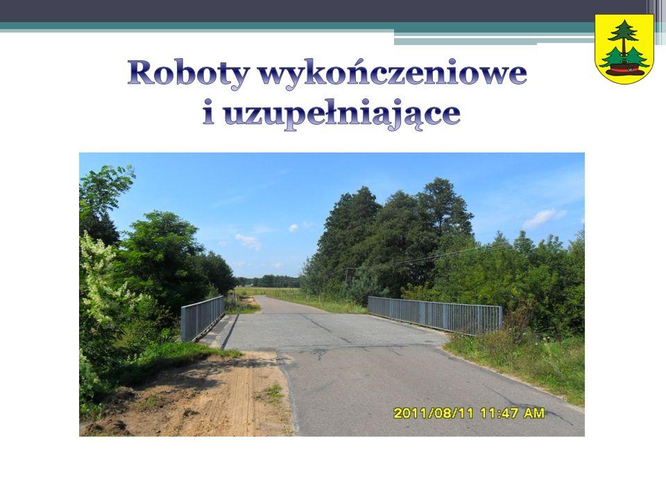 Roboty wykończeniowe i uzupełniające
