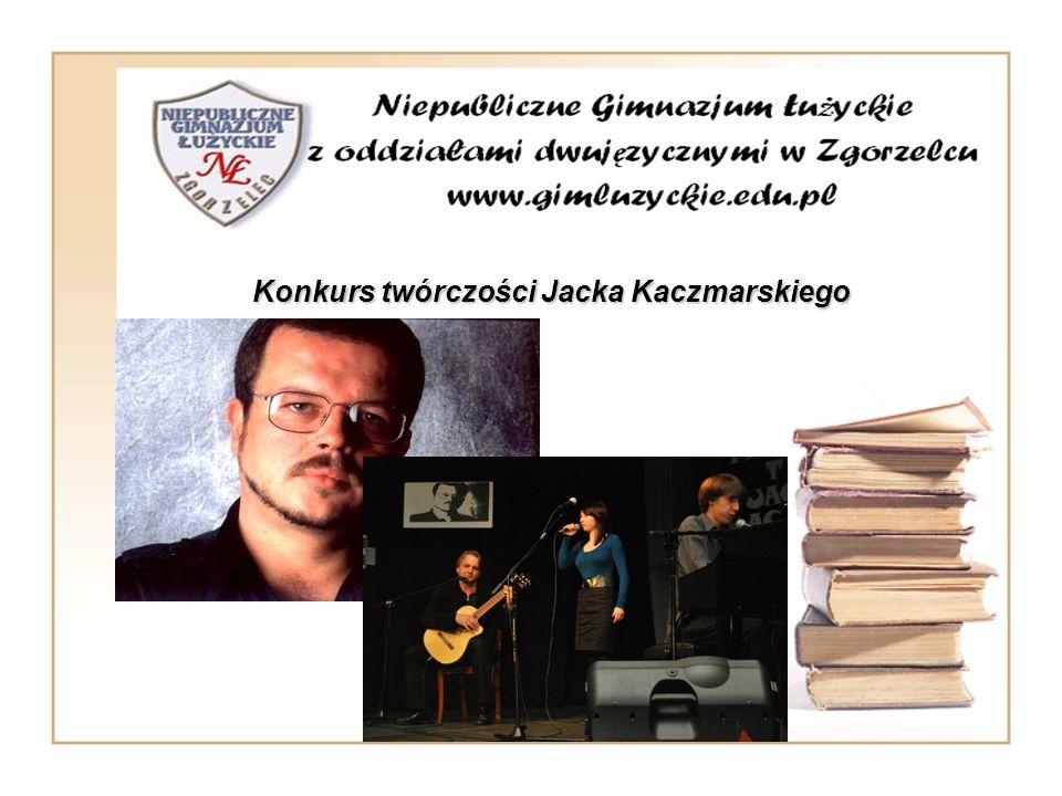 Konkurs twórczości Jacka Kaczmarskiego