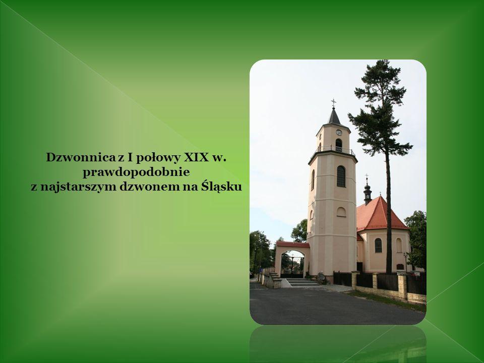 Dzwonnica z I połowy XIX w