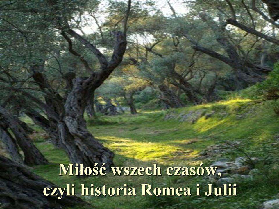 Miłość wszech czasów, czyli historia Romea i Julii