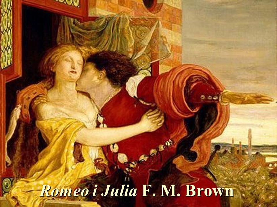 Romeo i Julia F. M. Brown