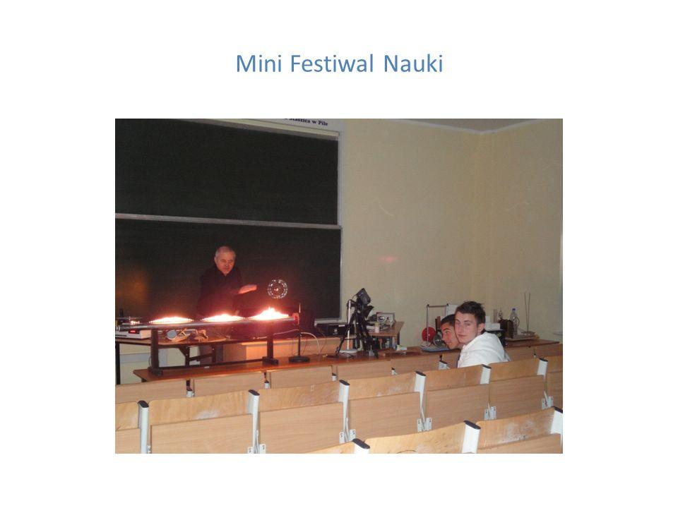 Mini Festiwal Nauki