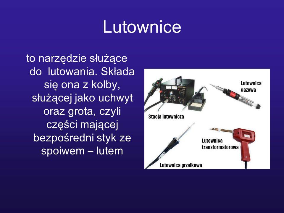Lutownice