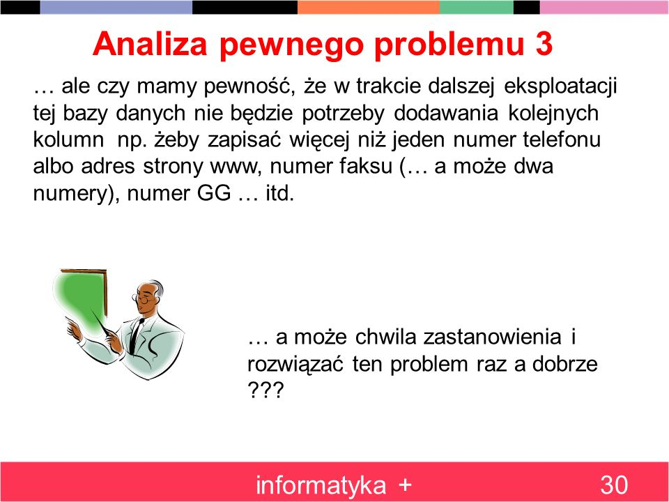 Analiza pewnego problemu 3