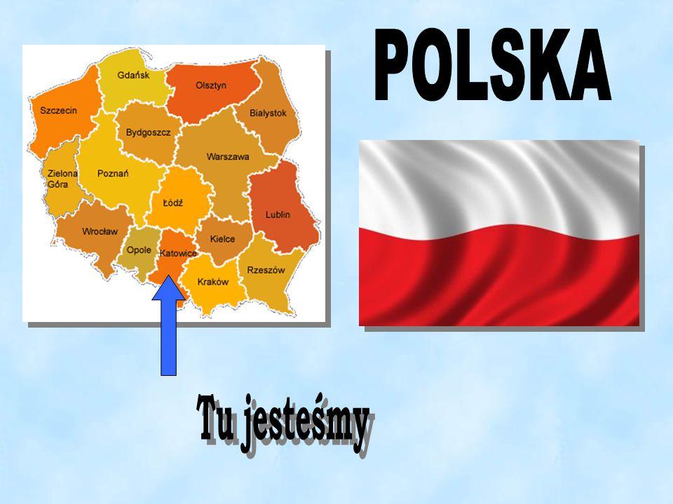 POLSKA Tu jesteśmy