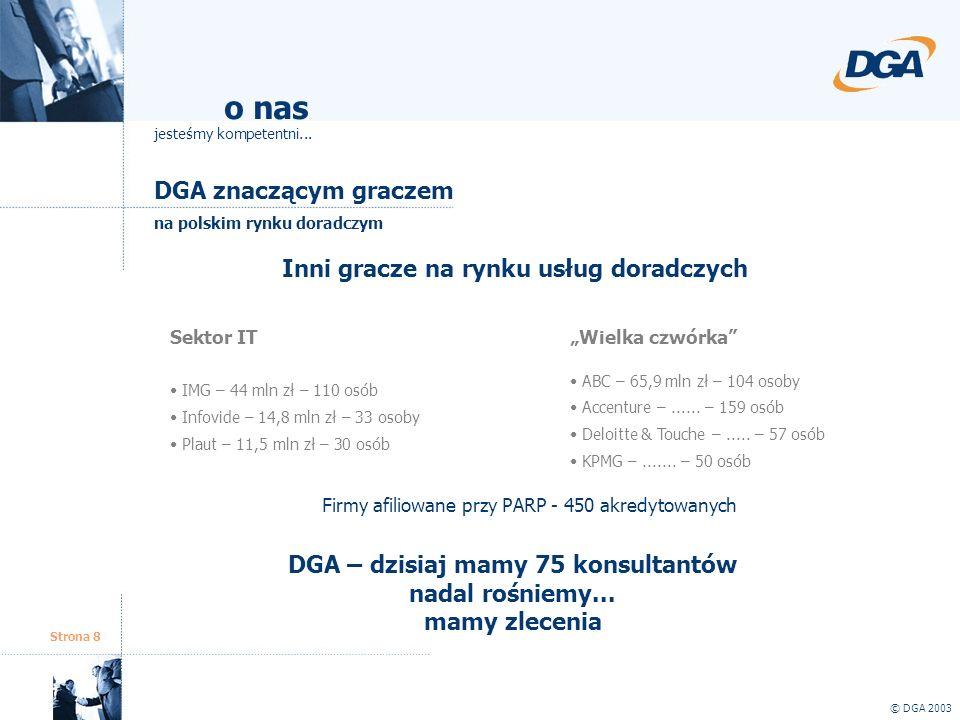 DGA – dzisiaj mamy 75 konsultantów