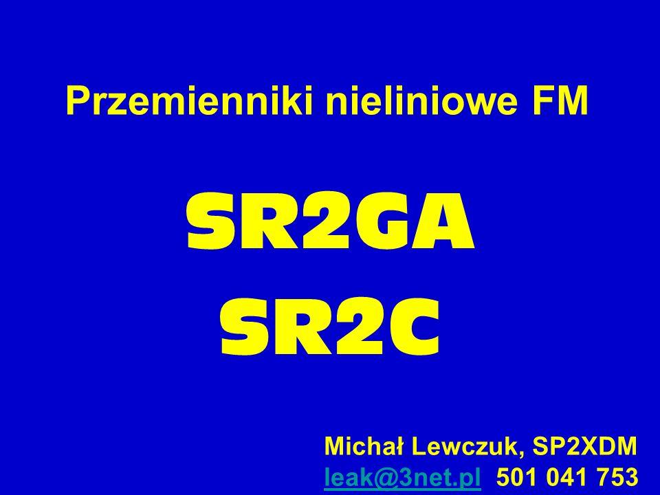 Przemienniki nieliniowe FM