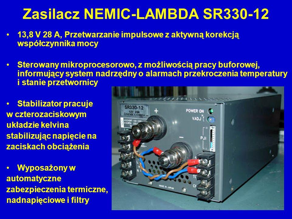 Zasilacz NEMIC-LAMBDA SR330-12