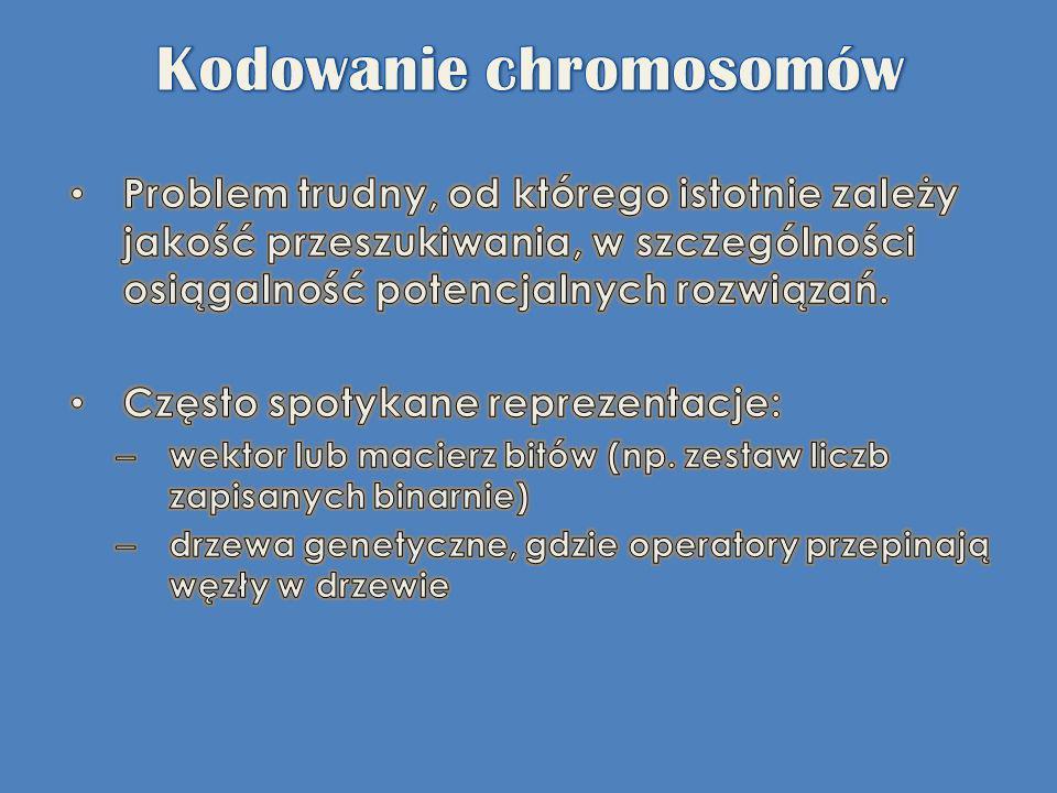 Kodowanie chromosomów