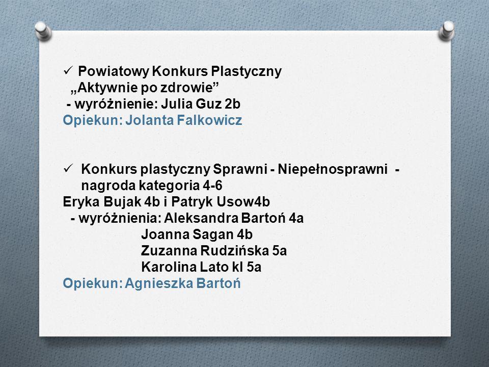Powiatowy Konkurs Plastyczny