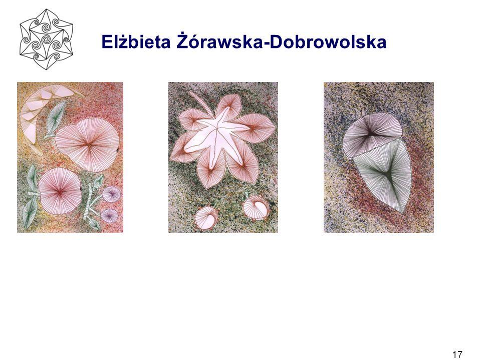 Elżbieta Żórawska-Dobrowolska