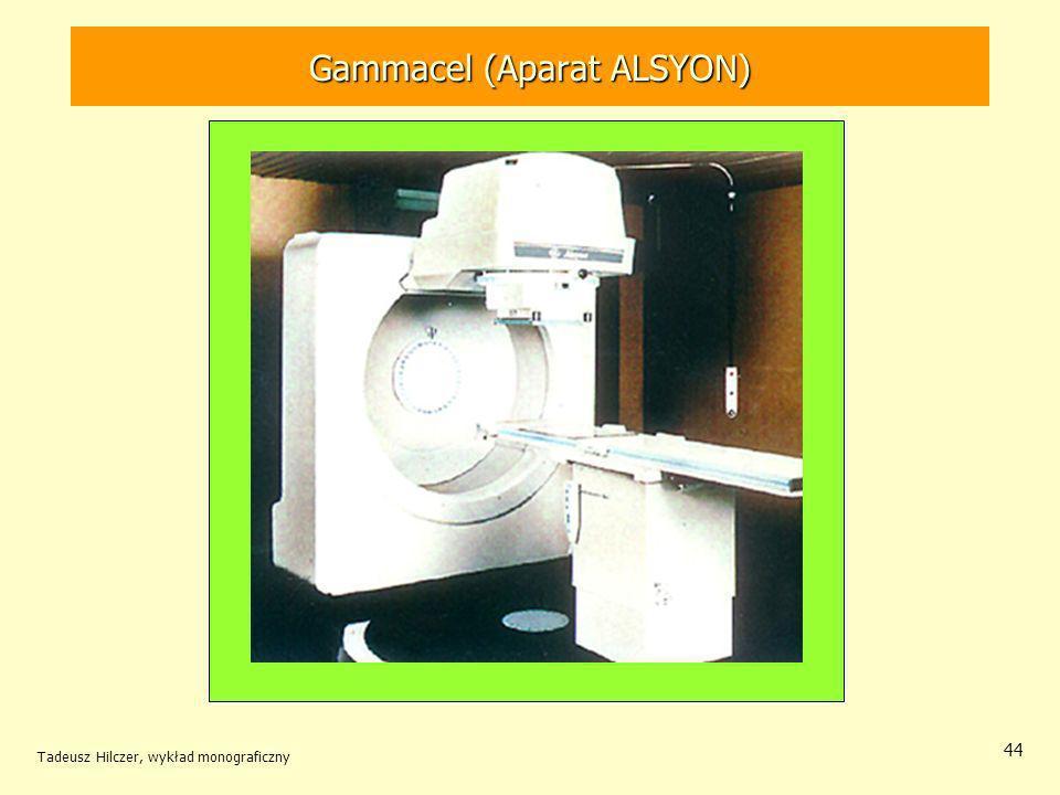 Gammacel (Aparat ALSYON)