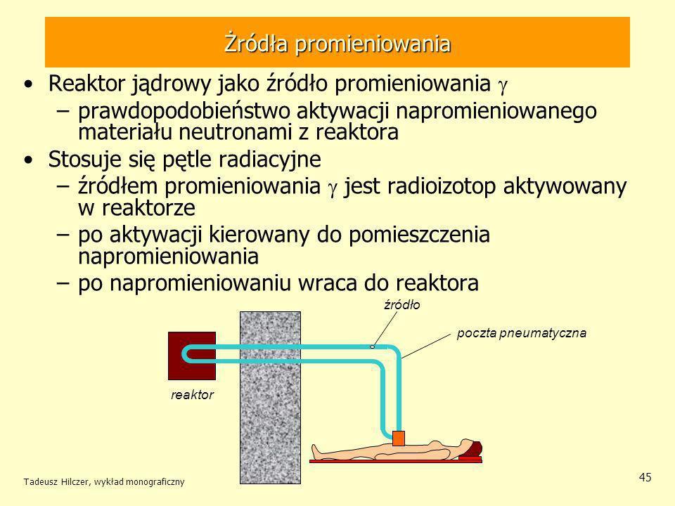 Żródła promieniowania