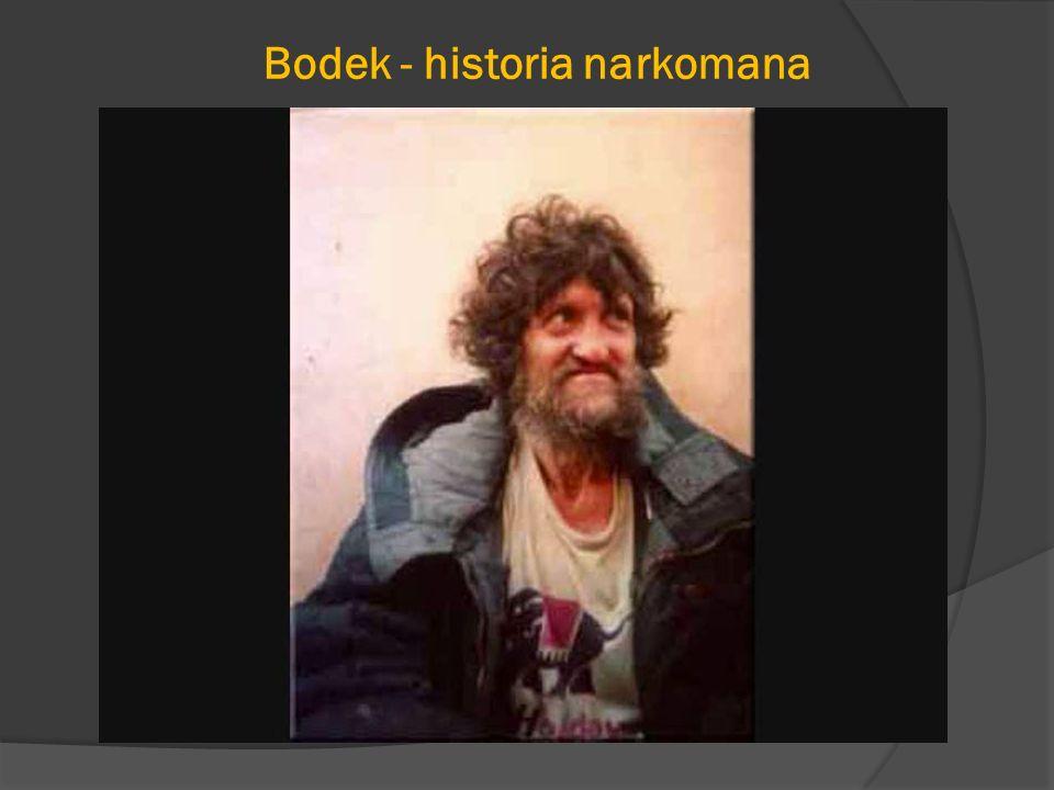 Bodek - historia narkomana